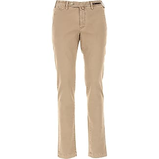 Pants for Men On Sale, Light Beige, Cotton, 2017, 30 31 32 33 34 Pantaloni Torino