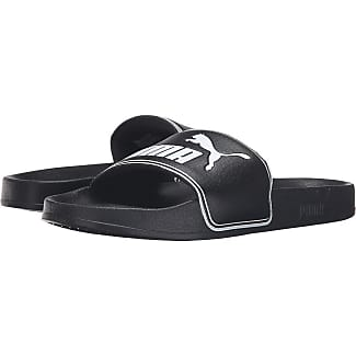 edcadac99269 puma slippers black and white