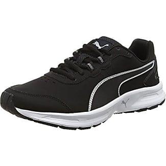 Descendant V2 Wns - Chaussures de Running - Femme - Noir (Black Silver) - 36 EU (3.5 UK)Puma