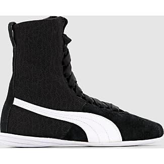 scarpe puma alte nere