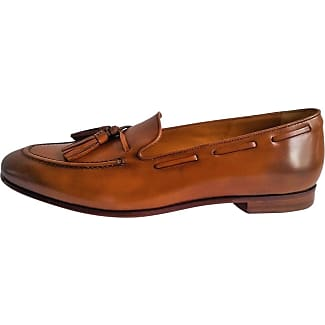 Pre-owned - Leather flats Ralph Lauren