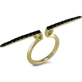 Realm Sceptre Linea Corset Ring - UK M - US 6 - EU 52 3/4