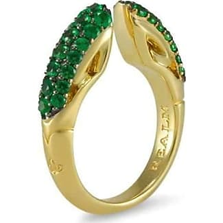 Realm Sceptre Pave Ring 5.0 - UK M - US 6 - EU 52 3/4