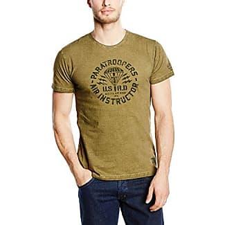 Mens Zeus Warner Short Sleeve T-Shirt Redskins