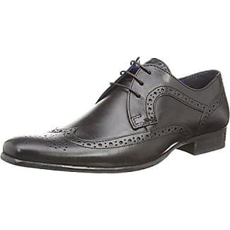 Louth, Chaussures Brogues à Lacets Homme - Marron - Marron, 25Redtape