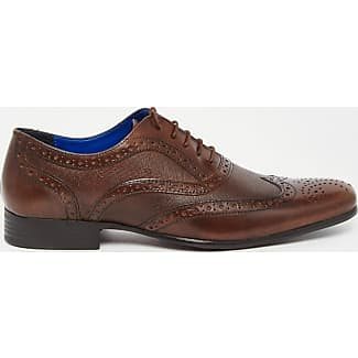 Zapatos Oxford de vestir en marrón de Red Tape Redtape