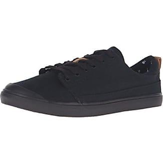 Reef Rover Low, Zapatillas para Mujer, Negro (Black/Charcoal BLC), 35 EU