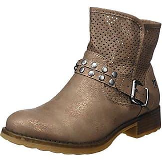 Fritzi aus Preu?en HH16FAP08, Zapatillas de Estar por Casa para Mujer, Marrn (Nut), 37 EU