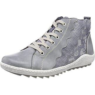 Remonte D5271, Zapatillas Altas para Mujer, Gris (Steel/Marble/42), 37 EU