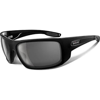7c690c950c Revo Lukee RE 1020 02 GBR Polarized Square Sunglasses Dark