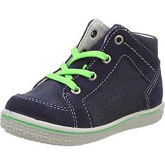 Ricosta Jenny, Zapatillas Altas para Niñas, Azul (See), 28 EU