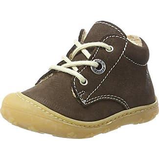 Ricosta MARTI - Zapatos de primeros pasos de cuero Bebé - unisex, color azul, talla 18