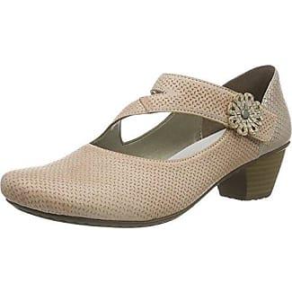 Zapatos rosas Rieker para mujer