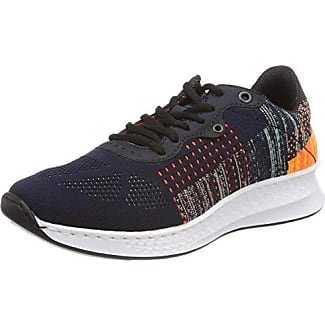 Rieker N5606, Zapatillas para Mujer, Multicolor (Nautic-Multi/Pazifik), 40 EU