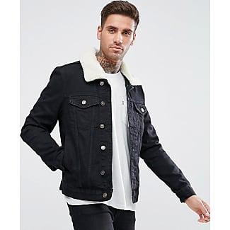 Schwarze jeansjacke kaufen