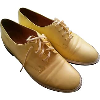Pre-owned - Patent leather lace ups Robert Clergerie