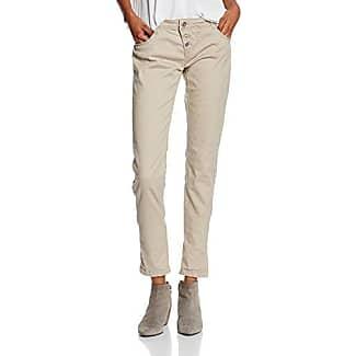 AKI - Jeans - Boyfriend - Femme - Gris (oat Grey Rnr) - 12 (Taille fabricant: Size 12)Wåven