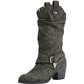Sofie - Bottes - Femme - Marron - Brown (Chestnut) - 38 (Taille Fabricant: 5)Rocket Dog