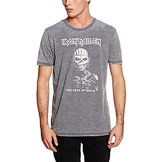 Mens Drop T Burnout T-Shirt Rockoff Trade