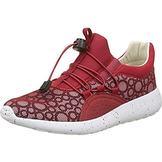 Traveler 02, Low-Top Sneaker donna, Rosso (Rot (rot 400)), 38 Romika
