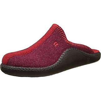 304, Chaussons femme - Rouge, 42 EUStegmann