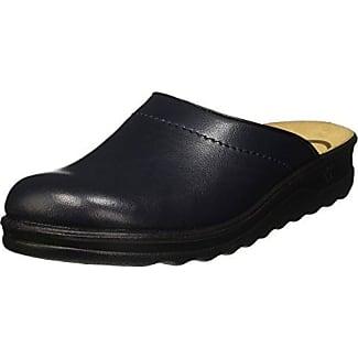 Romika - Zapatos de cordones de Piel para mujer negro negro, color negro, talla 43