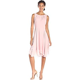 Dress for Women, Evening Cocktail Party On Sale in Outlet, Poudry Rose, Silk, 2017, 8 Valentino