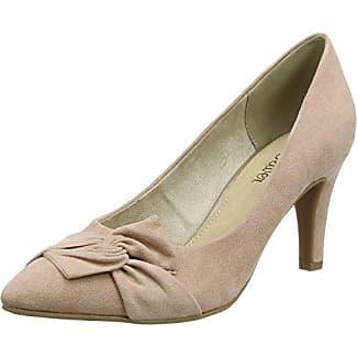 s.Oliver 22405, Zapatos de Tacón Para Mujer, Gris (Quartz 202), 41 EU