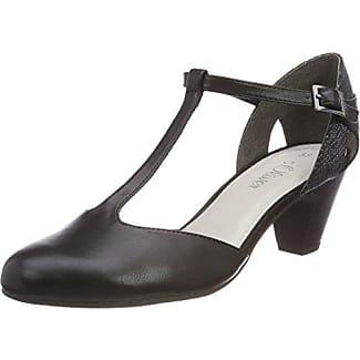 24620, Zapatos de Tacón para Mujer, Plateado (Silver Comb), 40 EU s.Oliver