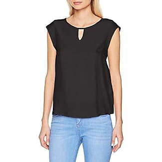 s.Oliver Black Label 11.803.32.2818, Camiseta para Mujer, Rojo (Adrenalin Red 3350), 48