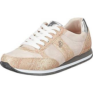 s.Oliver23614 - Zapatillas Mujer, Color Plateado, Talla 38