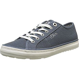 s.Oliver 5-5-24635-38, Zapatillas Mujer, Azul (Lt Blue 810), 36 EU