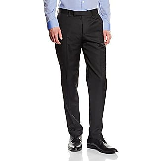 Hose Lang, Pantalones de Traje para Hombre, Azul (Dark Navy 5956,Blau), 106 s.Oliver Black Label