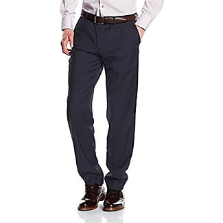 2899733275, Pantalones de Traje para Hombre, Azul (Blue Melange 58M4), 102 s.Oliver Black Label
