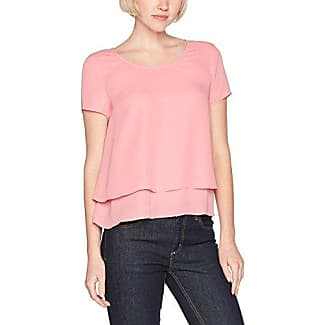 s.Oliver in Tencelqualität - Camisa para mujer, color rosa (salmon 4282), talla 36/XS