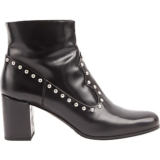 Occasion - Bottes Trib Too en cuirSaint Laurent