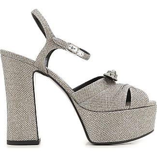 Zapatos de Mujer Baratos en Rebajas, Negro, Piel, 2017, 35 35.5 Saint Laurent
