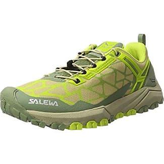 Salewa WS Multi Track, Zapatillas de Senderismo Mujer, Multicolor (Dark Denim/Aruba Blue 8670), 35 Salewa