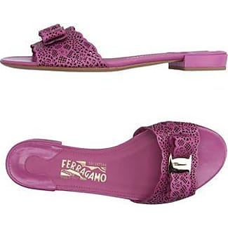 Sandals for Women On Sale, Astro, Purple, suede, 2017, 2.5 3 3.5 4 4.5 5.5 6 7.5 Salvatore Ferragamo