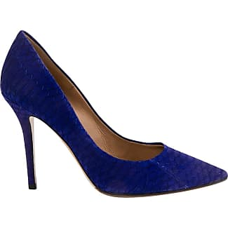 Pre-owned - Python heels Salvatore Ferragamo