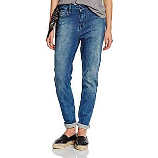 Cross Jeanswear Jamiee - Vaqueros para Mujer, Color Blau (Mid Blue Used 005), Talla W26/L32 (26)