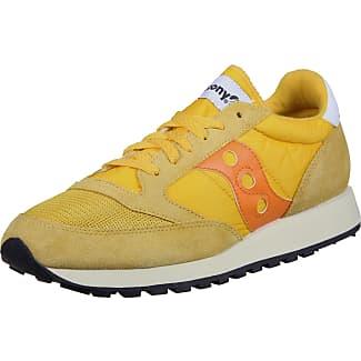 saucony jaune