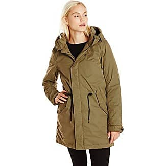 Scotch and soda classic cotton parka military
