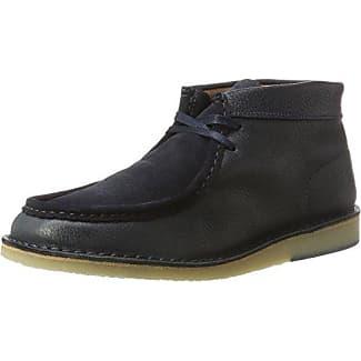 Selected Shhronni Light Boot Noos, Botas Desert para Hombre, Beige (Sand), 42 EU