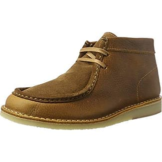 Selected Shhronni Mix Boot, Cargadores Clásicos para Hombre, Marrón (Demitasse), 41 EU