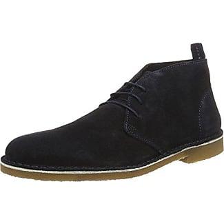 Selected Shhroyce New Light Boot Noos, Botas Desert para Hombre, Azul (Dark Navy), 40 EU