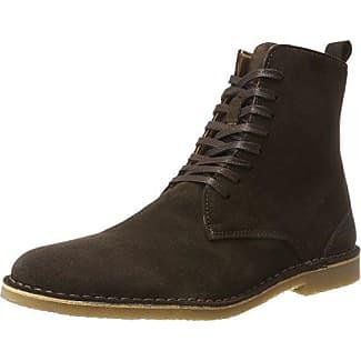 SHLeon Boot NOOS H - Zapatos para hombre, color braun (demitasse), talla 41 Selected