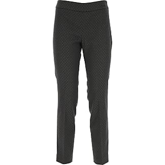Pants for Women On Sale, Black, poliestere, 2017, 16 Seventy
