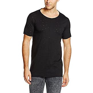 Mens Raw Worn Out Tee S/S T-Shirts Shine Original