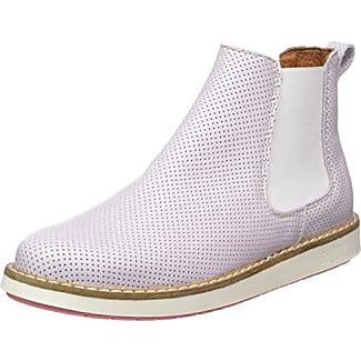 Rieker Damen 53790 Chelsea Boots, Weiß (Ice/80), 39 EU